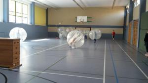 """Bubble-Soccer"""