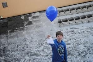 Ballonbotschaften