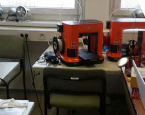 Erneuerbare Energien 3D - Drucker